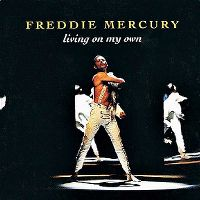 Cover Freddie Mercury - Living On My Own [1993]